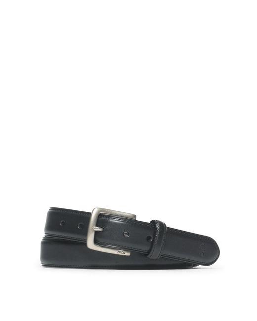 Polo Ralph Lauren | Black Leather Suffield Belt for Men | Lyst