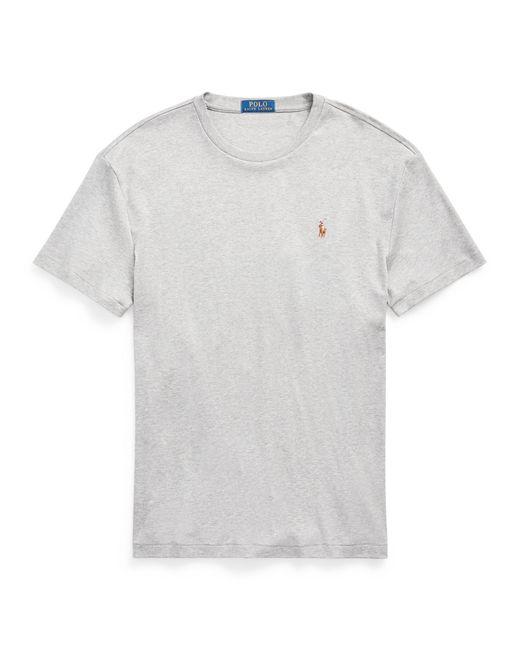 Ralph Lauren Multicolor Custom Slim Fit Jersey Crewneck T-shirt for men