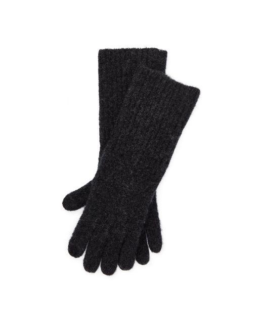 Polo Ralph Lauren - Black Cashmere-blend Gloves - Lyst