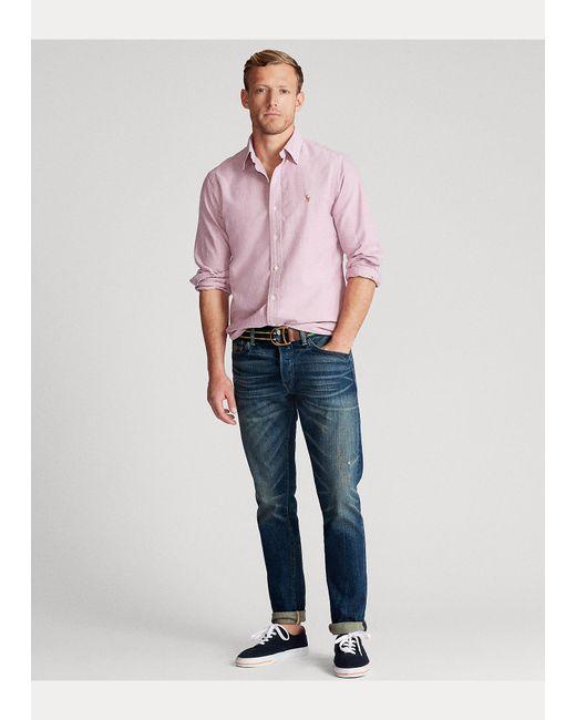 La chemise Oxford emblématique Polo Ralph Lauren pour homme en coloris Multicolor