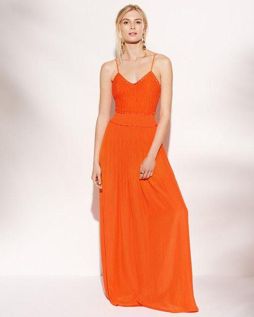Ramy Brook - Orange Stella Dress - Lyst