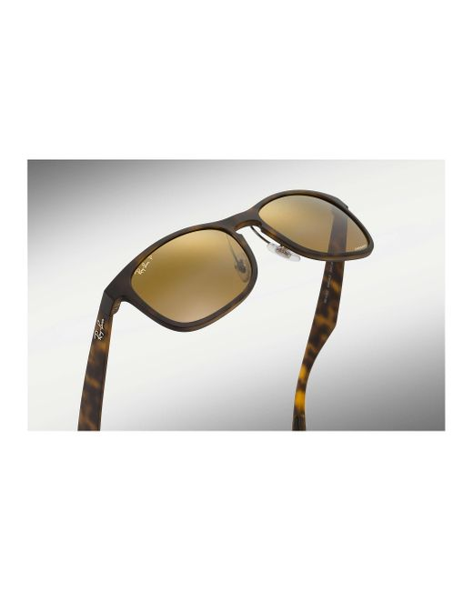 Ray-ban Women's Rb4263 Chromance Man Sunglasses Lenses