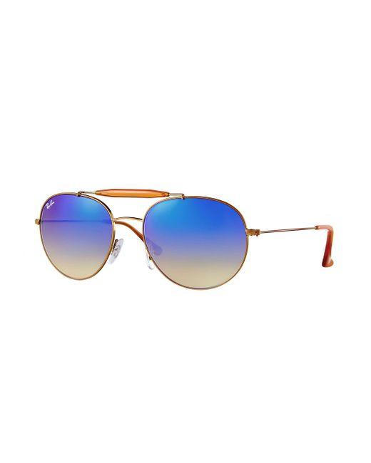 5491effadd Ray-Ban - Blue Rb3540 for Men - Lyst ...