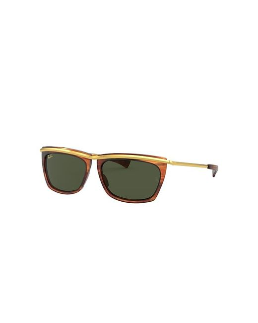 Ray-Ban Metallic Olympian Ii Gold