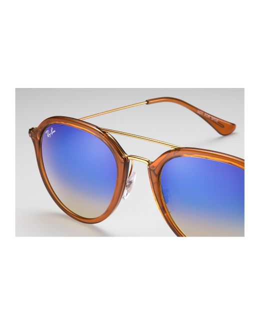 1730ac3b899 ... Ray-Ban - Blue Rb4253 for Men - Lyst