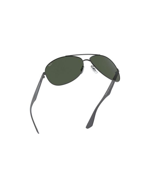 Ray-ban Women's Grey Rb3526 Man Sunglasses Lenses