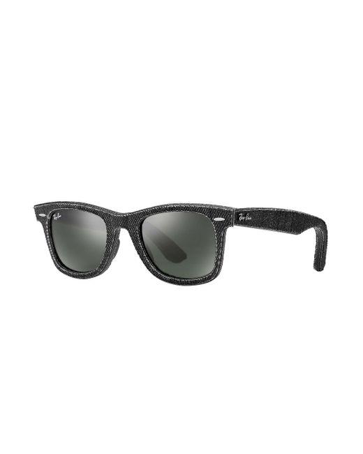 Ray-Ban | Black Classic Wayfarer Sunglasses for Men | Lyst