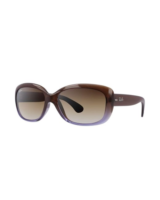 Ray-Ban | Brown Jackie Ohh | Lyst