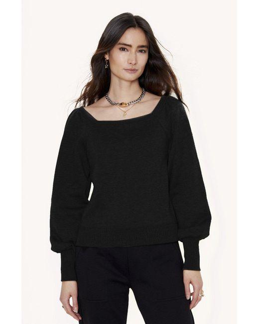 Rebecca Minkoff Black Ariel Sweatshirt