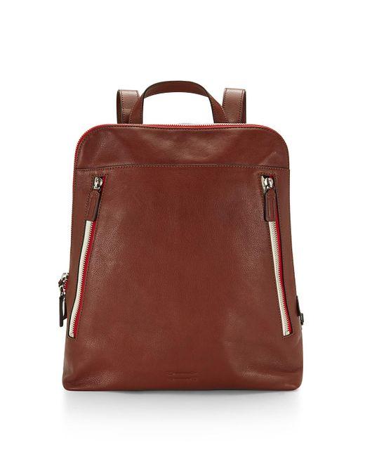 Rebecca Minkoff | Brown Samsen Backpack | Lyst