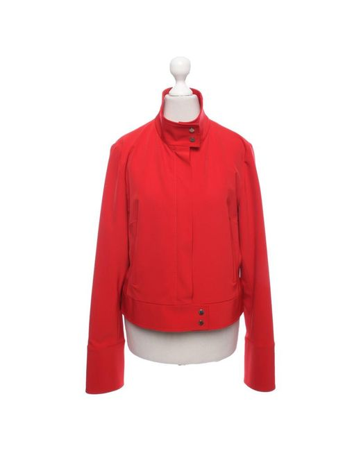 Burberry Red Jacke/Mantel