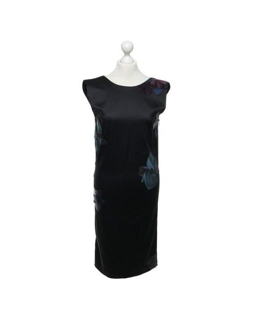Lanvin Black Kleid