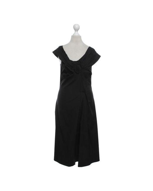 Prada Black Kleid