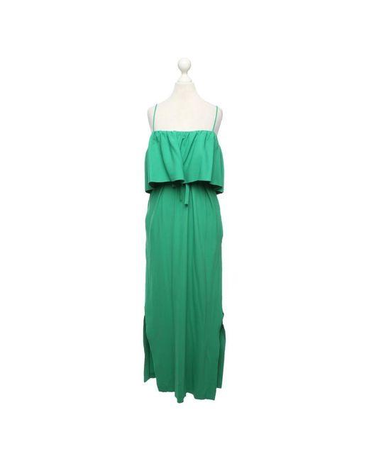 MSGM Green Kleid