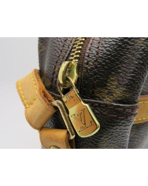 638ff59bcba5 ... Louis Vuitton - Trocadero 30 Shoulder Bag M51272 Monogram Brown 9783  for Men - Lyst ...