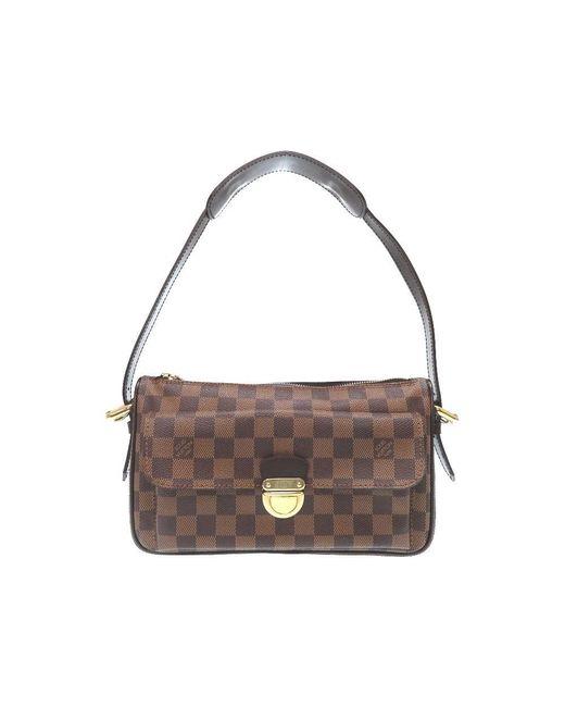 e252d0fea824 Lyst - Louis Vuitton N 60006 Ravello Gmhand Bag Brown Damiercanvas ...