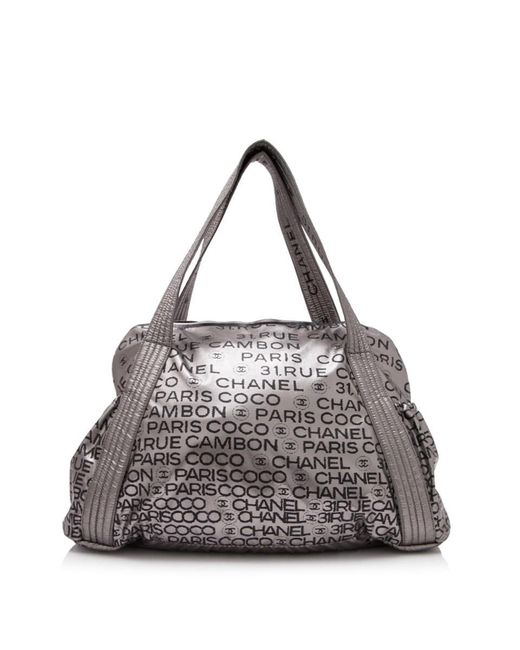 Chanel Pre-owned - Tote XMckiR