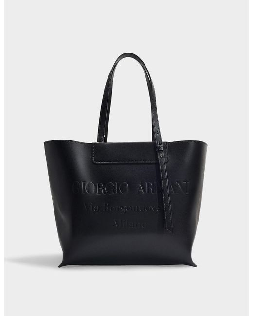 5de4ea6d44 giorgio-armani-Black-Shopping-Bag-In-Black-Calfskin.jpeg