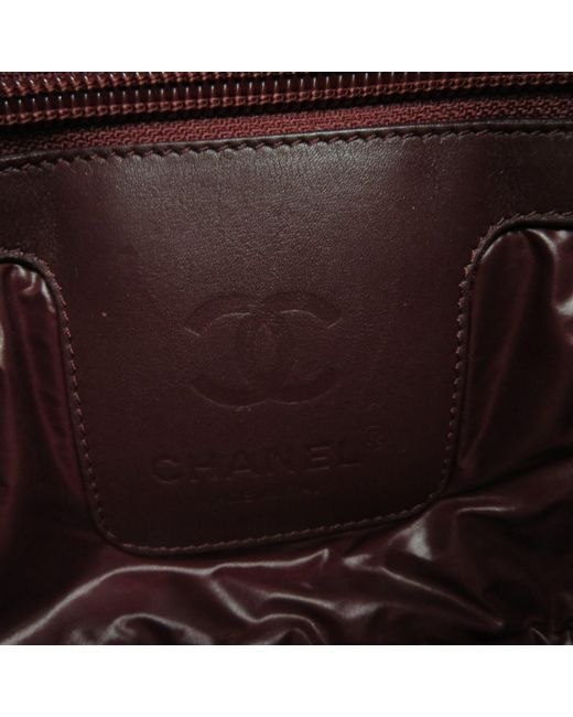 2ca8a3e0957909 ... Chanel - Matelasse Cc Coco Cocoon Tote Bag Shopper Grey Green Fabric  5800 - Lyst ...