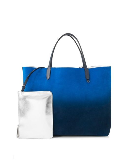 Lyst - Givenchy Large Antigona Shopping Tote in Blue - Save 41% 522c26715d1e9