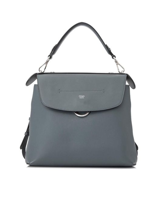 Fendi Blue Pre-owned Back To School Backpack