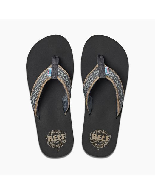 Reef Blue Smoothy for men