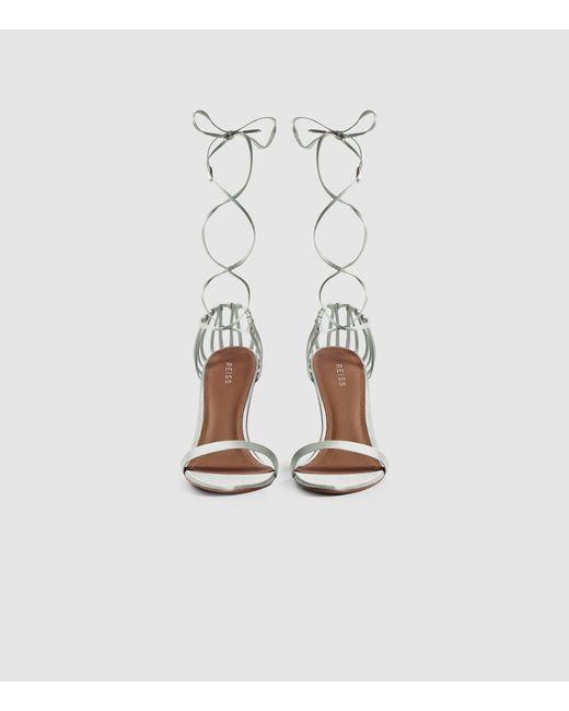 reiss zhane sandals