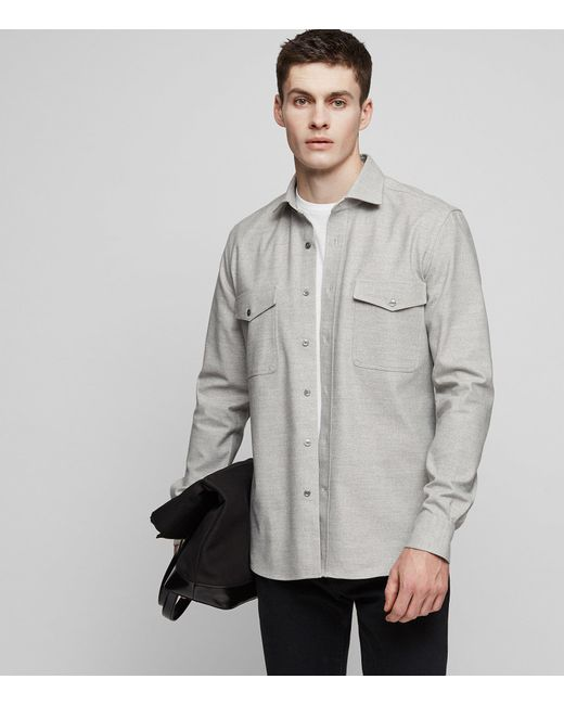 Reiss - Gray Flight for Men - Lyst
