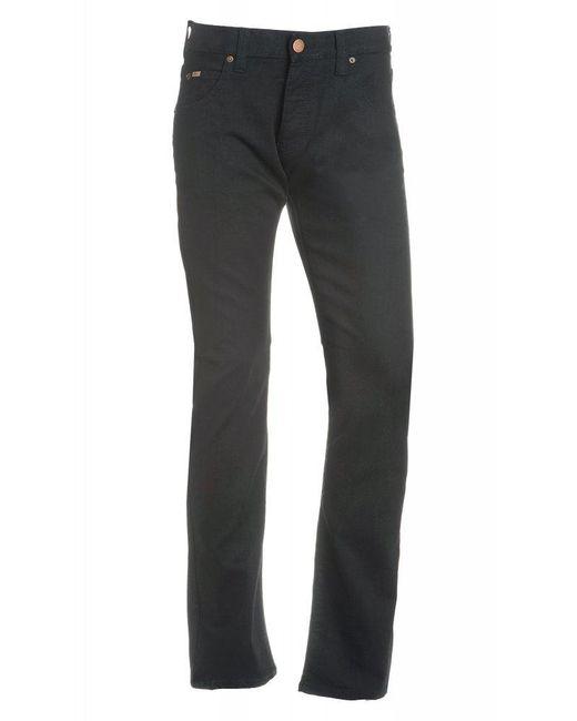 Armani | Gray Jeans, Grey Regular Fit Jean for Men | Lyst