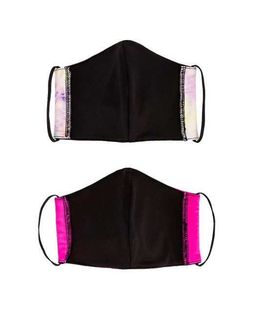 Onzie フェイスマスク Pink