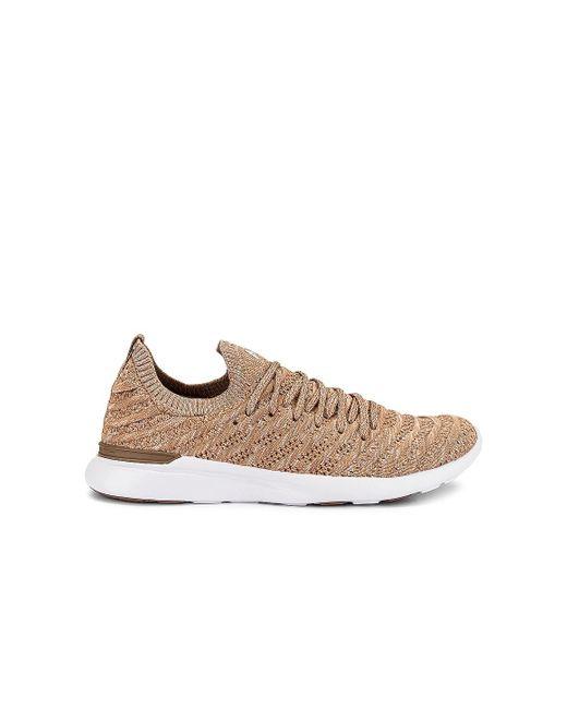 APL Shoes Techloom Wave スニーカー Brown