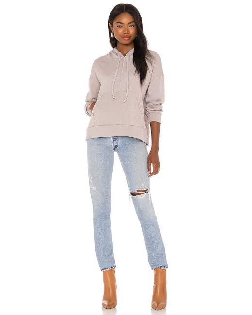 Free People Work It Out パーカー Gray