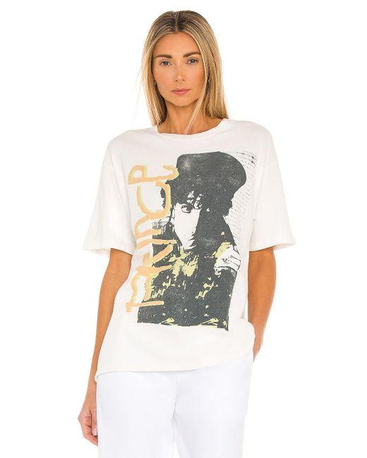 Daydreamer Prince グラフィックtシャツ White