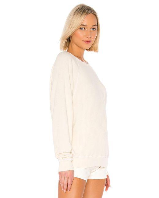 The Great The College スウェットシャツ White