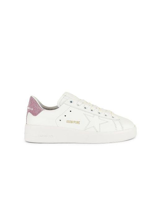 Golden Goose Deluxe Brand Pure Star スニーカー White