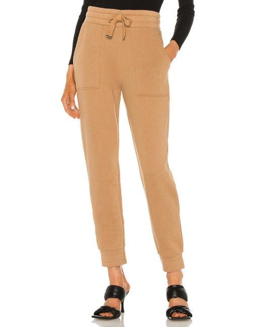 Свободные Брюки Lucia В Цвете Пустынный Желтовато-коричневый AllSaints, цвет: Brown