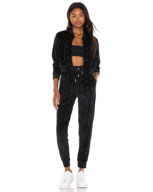 Kappa Eco パンツ Black