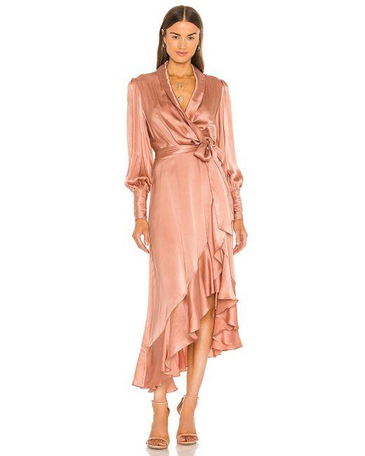 Zimmermann ドレス Pink