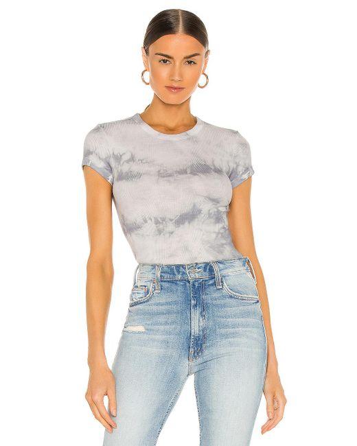 Enza Costa Tシャツ Blue