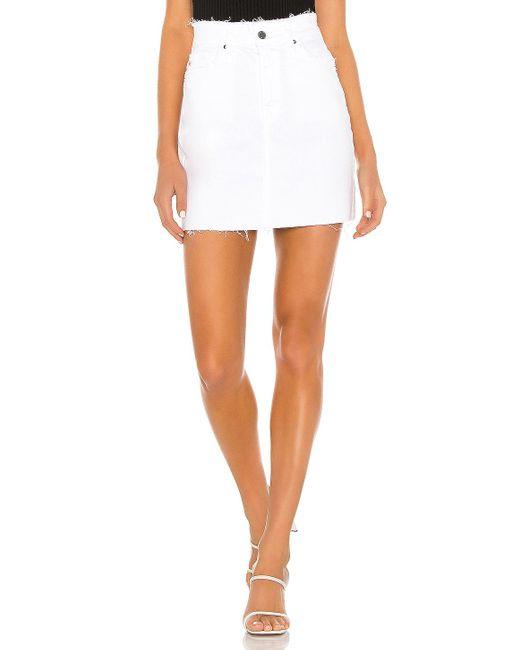 AG Jeans Vera ミニスカート. Size 32. White