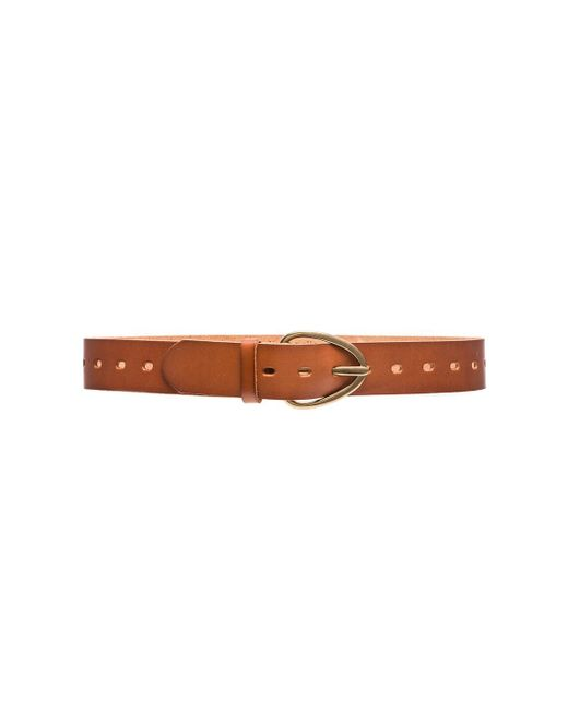 Linea Pelle   Brown Perry Versatile Hip Belt   Lyst