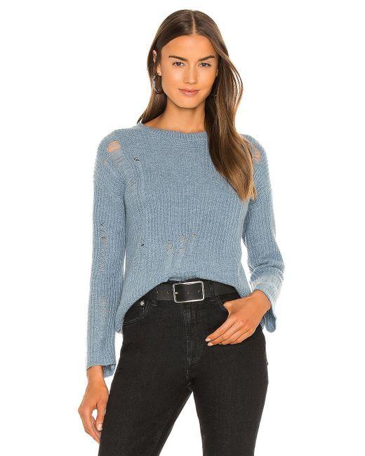 Autumn Cashmere セーター Blue