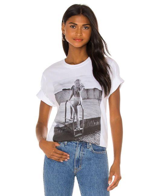 Wolford グラフィックtシャツ Gray