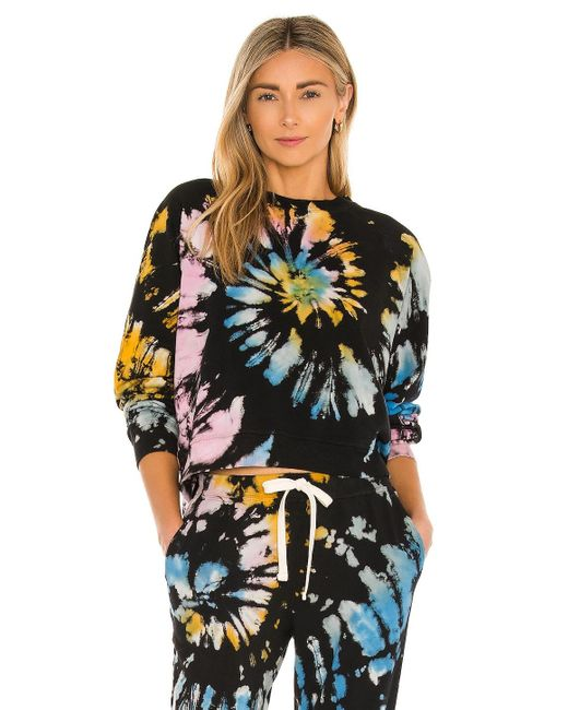 Electric and Rose Multicolor Ronan Pullover