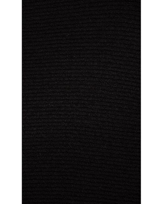 TUNIQUE OTTOMAN Free People en coloris Black