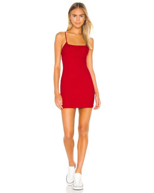 Обтягивающее Платье Tamara В Цвете Красный superdown, цвет: Red