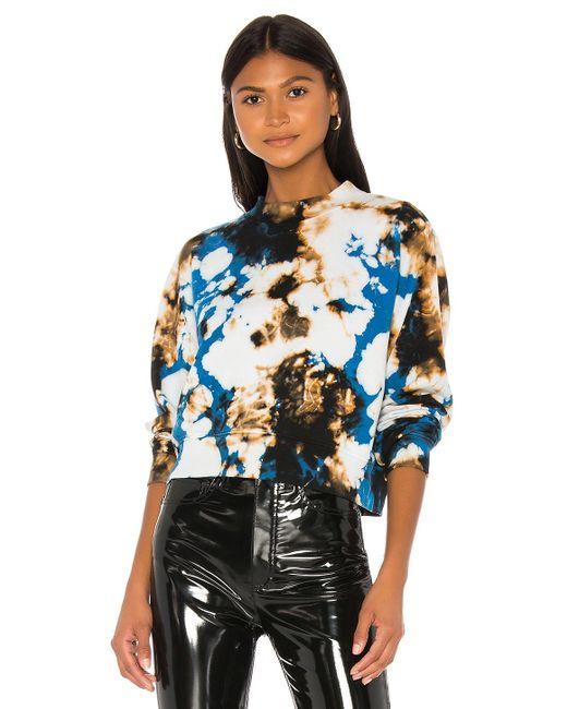 Cotton Citizen Milan スウェットシャツ Blue