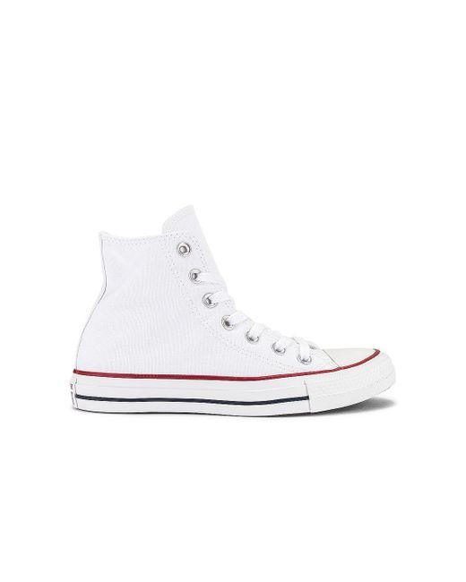 Converse Chuck Taylor All Star Hi スニーカー White