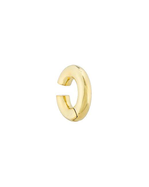 Кафф Amalfi В Цвете Золотой Luv Aj, цвет: Metallic