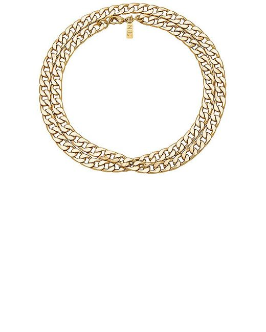 Natalie B. Jewelry - Erbe Necklace In Metallic Gold. - Lyst
